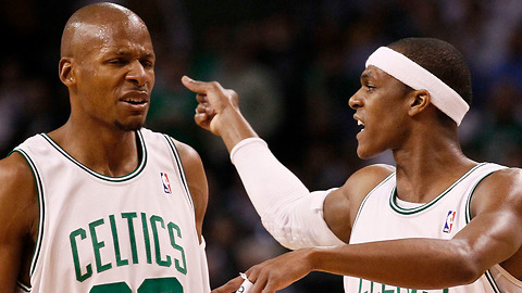 """Rajon Rondo FIRES SHOTS At Ray Allen: """"He Just Needs Attention!"""""""