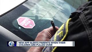 New program in Livingston Co. will send parents text alerts when teens are pulled over - Video
