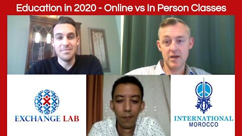 Education in 2020 - Online vs In Person Classes - Episode 91
