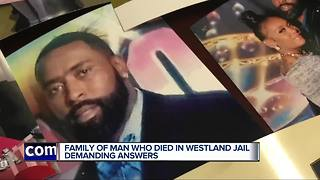 Family demanding justice after metro Detroit man dies in police custody - Video
