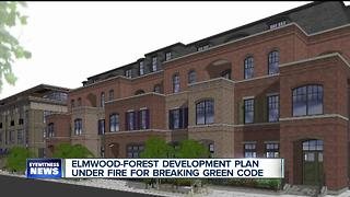 Elmwood project must wait for zoning board - Video
