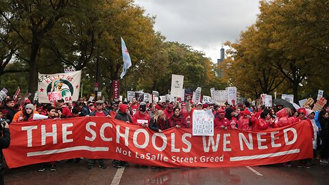 5th Day Of Classes Canceled As Chicago Teacher Strike Continues