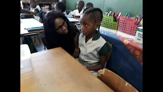 SOUTH AFRICA - Johannesburg - Back To School - Video (Nht)