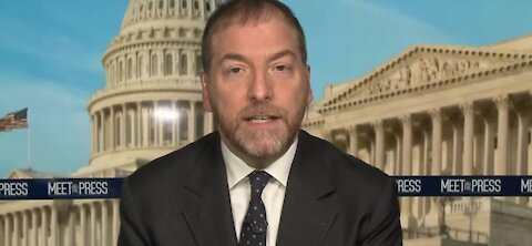 Chuck Todd on the CDC's mask decision