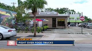 New Port Richey council looking to regulate food trucks - Video