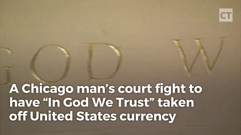 Federal Court Shuts Down Satanist's Attack on 'In God We Trust'