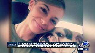 Family mourns loss of Marine