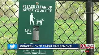 Visitors say dog park is overrun with dog waste - Video