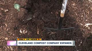 This Cleveland business wants your food scraps - Video