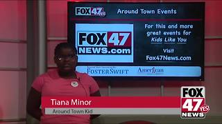 Around Town Kids 7/6/18: Eaton County Fair - Video