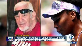 Agreement reached in Venus Williams lawsuit case - Video