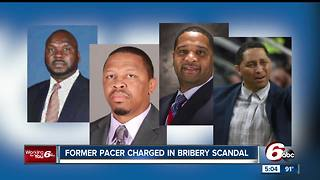 Former Pacer Chuck Person one of 4 NCAA coaches charged with fraud and corruption - Video