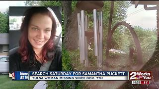 Search for Samantha Puckett continues - Video