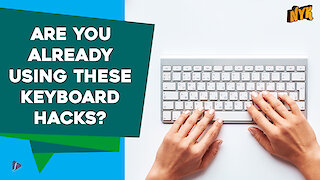 Top 5 Timeless Keyboard Hacks That Will Save You A Lot Of Time :) :)