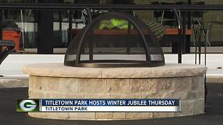 Winter Jubilee at Titletown Park - Video