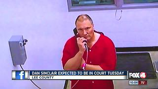 Dan Sinclair to appear in court