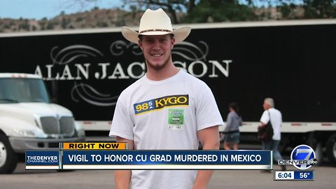 Vigil to honor CU grad murdered in Mexico