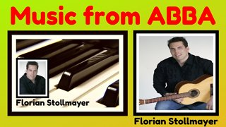 MUSIC FROM ABBA (Piano Cover and Classical Guitar Cover)