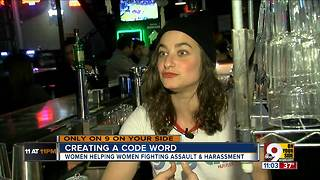 Secret code protects women from sexual harassment at bars - Video