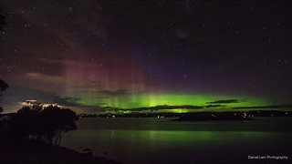 Tasmanians Treated to Breathtaking View of Southern Lights - Video