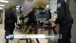 Overnight heroes: ECMC's emergency department staff - Video