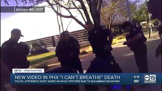 Police, attorneys don't agree on what officers said during in-custody death