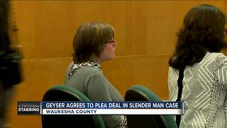 Teen charged in Slender Man case to plead guilty - Video