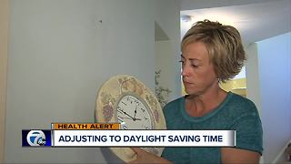 How to help your body adjust after Daylight Saving Time ends