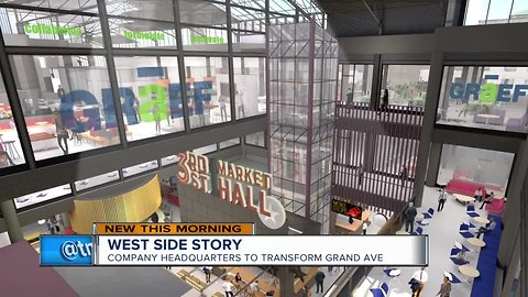 West Side Story: Former Grand Avenue Mall begins transformation