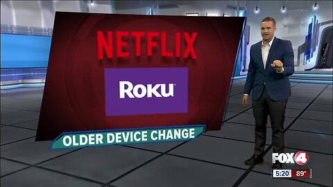 Netflix to stop supporting older Roku