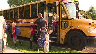 Safety reminders from police as schools head back - Video