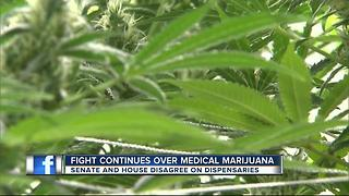 Fight continues over medical marijuana