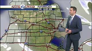 FORECAST: Tuesday Morning - Video