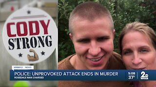 Police: Unprovoked attack ends in murder