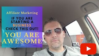 Affiliate Marketing Taking Ownership for yourself
