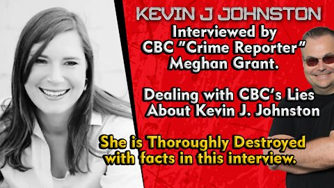 Kevin J. Johnston Interview With CBC Crime Reporter Meghan Grant About AHS Crimes