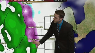 Dustin's First Alert Forecast 12-23 - Video