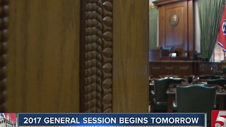Lawmakers To Convene 110th General Assembly - Video