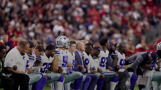 Are The National Anthem Protests Over? - Video