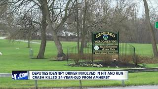 Deputies identify driver involved in hit & run - Video