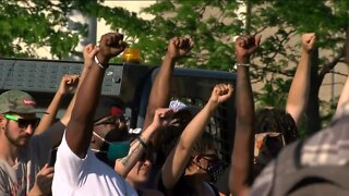 Families, protesters want Wauwatosa Police officer held accountable for three fatal shootings