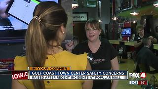 Employees say security guard was beat by patrons visiting Gulf Coast Town Center - Video