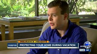 Protecting Your Home during Vacation - Video
