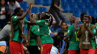Cameroon advances to Women's World Cup knockout round