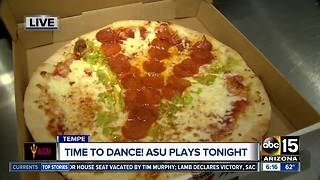 Gus's Pizza offering $10 deal for ASU NCAA tournament - Video