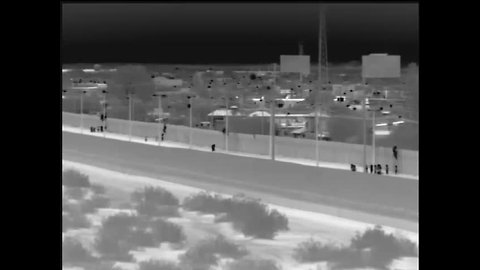 Big numbers of Central Americans arriving at Arizona border