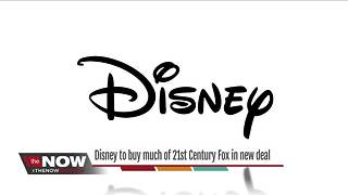 Disney takeover of 21st Century Fox - Video