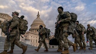 Report: 12 National Guard Members Removed From Inauguration Security