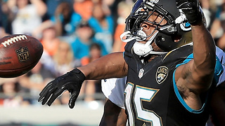 Allen Robinson Injured by Teammate - Video