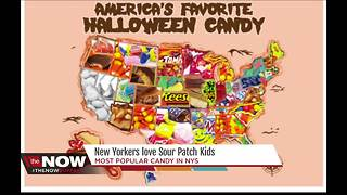 America's Favorite Halloween Candy - Video